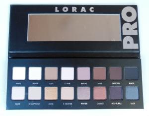 LORAC Pro Palette 08/10/12 photo