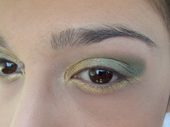 theodora palette st. pattys eye look